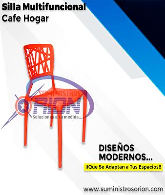 SILLA MULTIFUNCIONAL AZORES CAFE-HOGAR