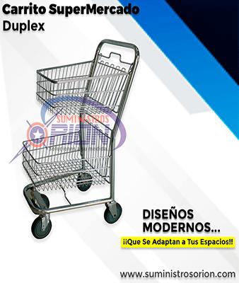 Carrito Duplex